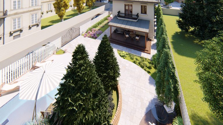Proiect casa in bucuresti