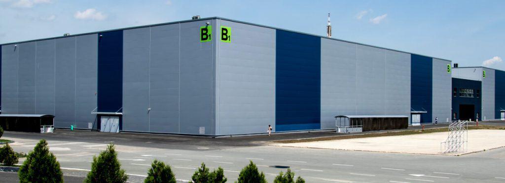 Pavilionul B1 romexpo - Centru de urgenta spital covid