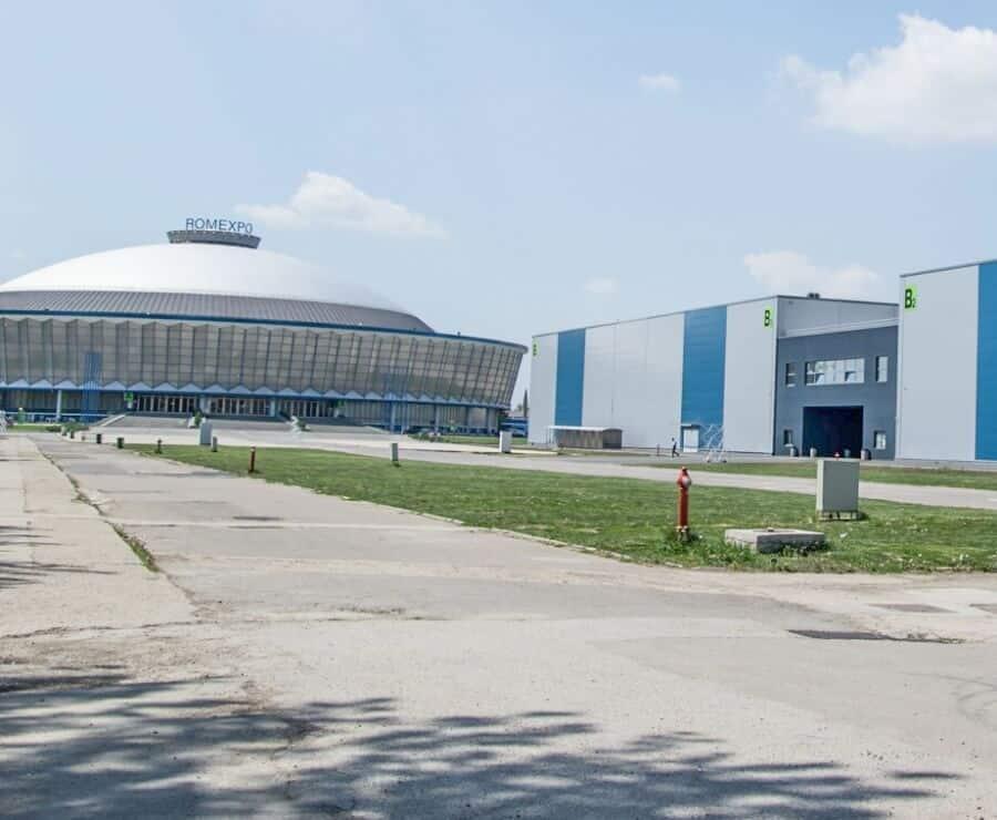 centru-romexpo-pavilion-a spital de urgenta
